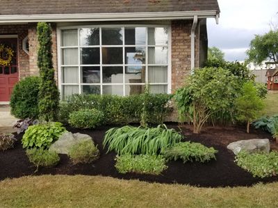 Residential Landscaping Installations
